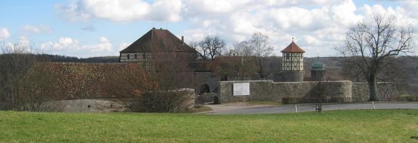 Burg Maienfels